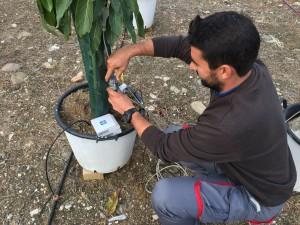 Richwater instalacion sensores / installation of sensors