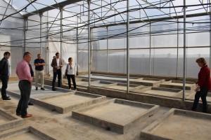 Primera reunion tecnica - Instalaciones invernadero