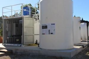 Tecnología regeneración agua residual urbana - Richwater