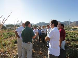 Artículo del SUR sobre la necesidad de reutilización de aguas regeneradas