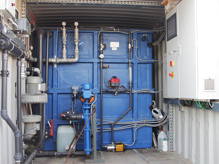 clearwater water treatment