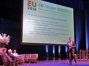 European Innovation Partnership Water 2016 Conference