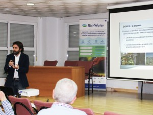 "I RichWater Workshop ""Solutions for the water crisis in the Axarquía"""