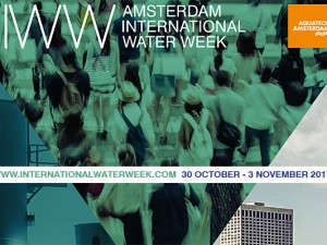 RichWater at the Amsterdam International Water Week 17′ (AIWW)