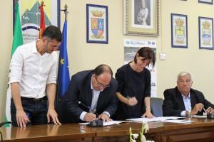 Acuerdo regeneración agua