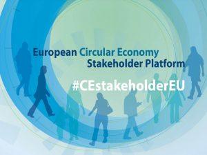 Circular Economy Stakeholder Platform